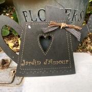 Arrosoir Jardin d'amour DJP4