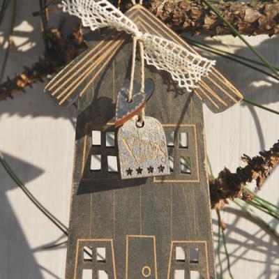 Décoration de Noël -  Maisonette