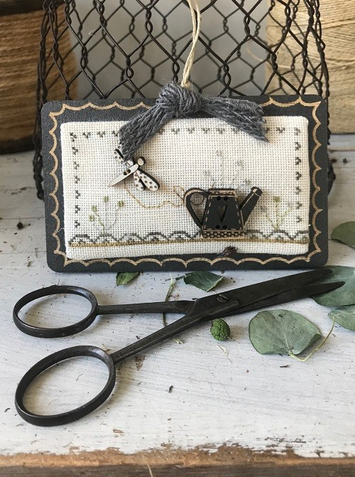 Cross stitch kit -