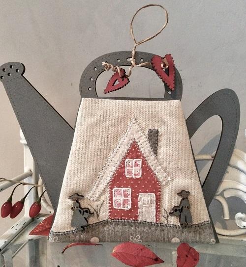 Mini quilt kits - Spring & summer