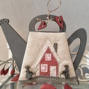 Kit de patchwork - Arrosoir -FARR2