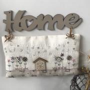 Patchwork kit - House & Home hanger - Ktb60b