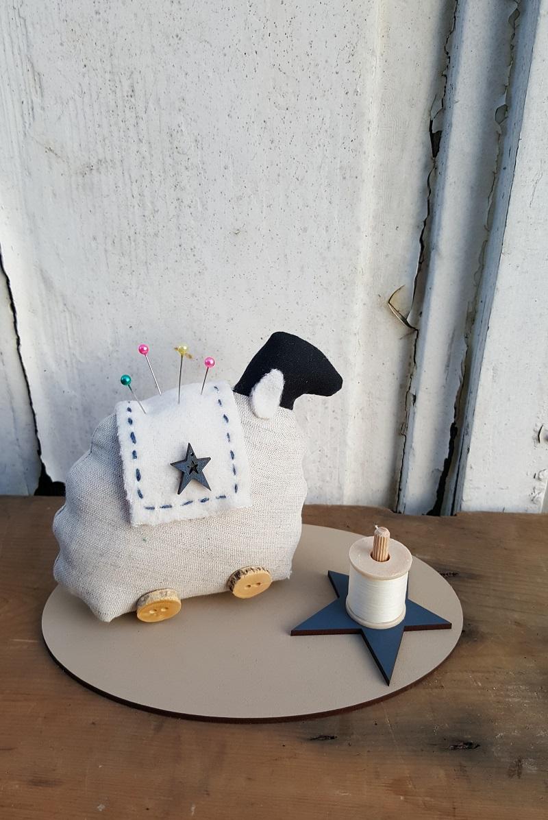 Kit Pique-aiguille Mouton & Etoile - KMOU