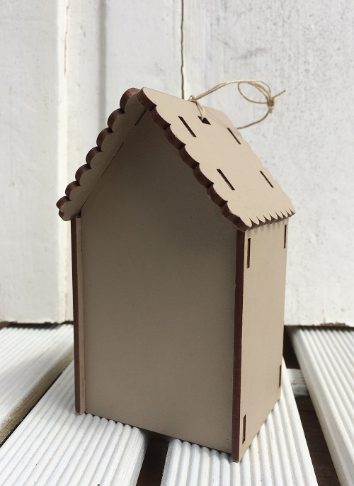 Birdhouse to assembly