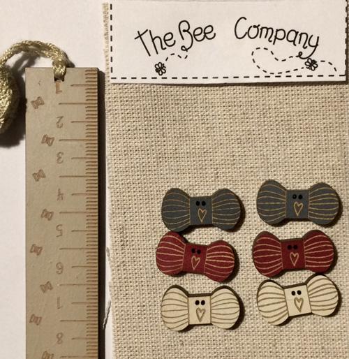 buttons Mini knitting yarns -  PMB1