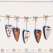 Heart & Love buttons - TB3CL