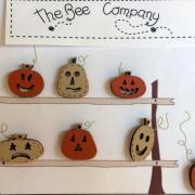 Buttons Pumpkins - TBHA8